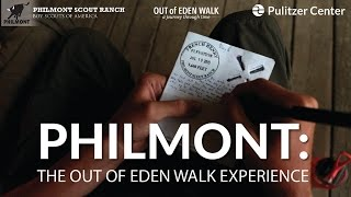 Philmont: The Out of Eden Walk Experience