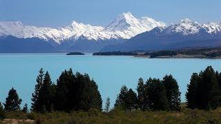Nuova Zelanda - Un viaggio nell'Isola del Sud: Christchurch Kaikoura Punakaiki Pukaki Tekapo Akaroa