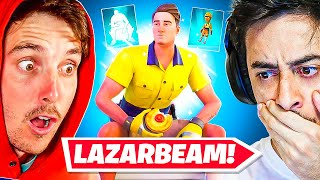 *CAMPEONATO DO LAZARBEAM* LOUCURA! - Fortnite