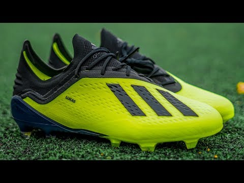 ADIDAS X18.1 TEST and REVIEW - Boots of Gareth BALE