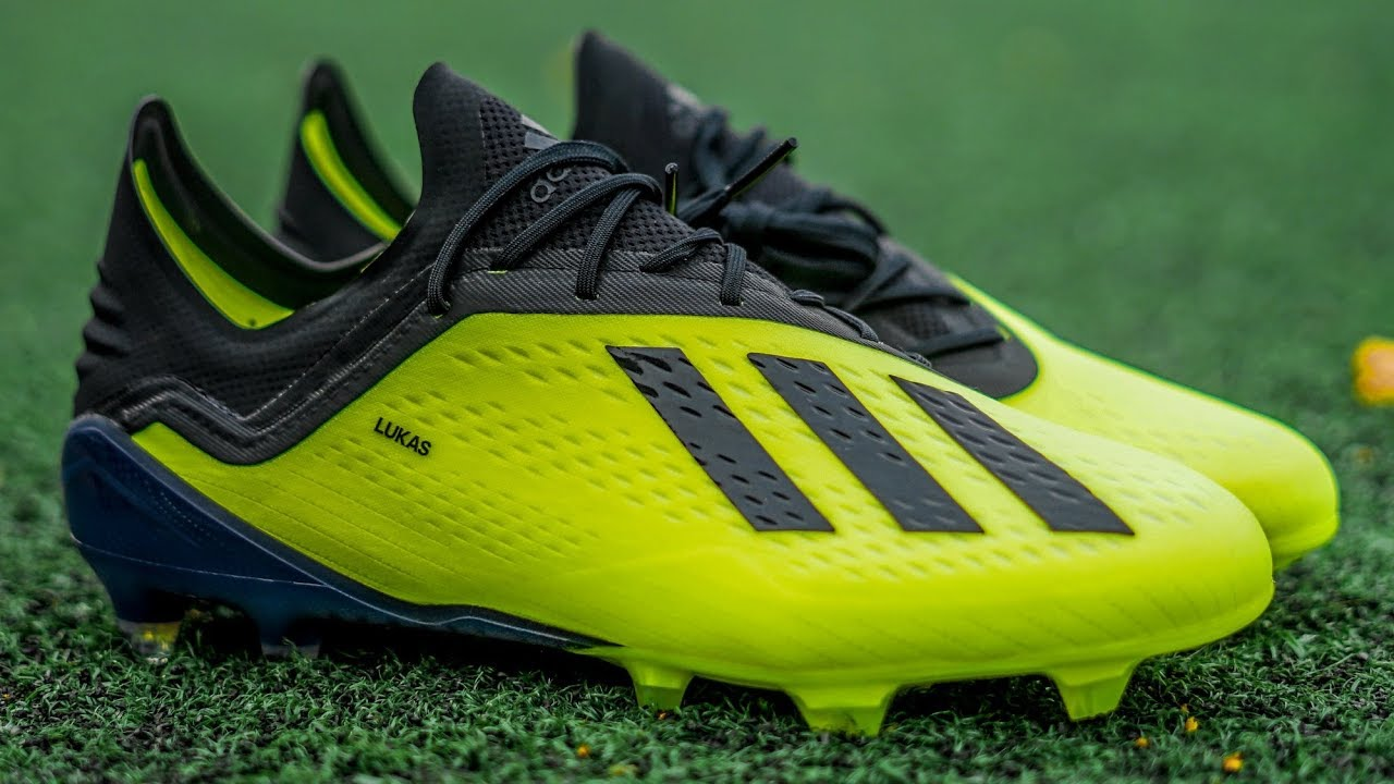 new product 67173 b25b9 ADIDAS X18.1 TEST and REVIEW - Boots of Gareth BALE