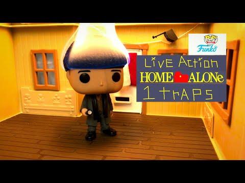 Live Action Home Alone Traps Funko Pop