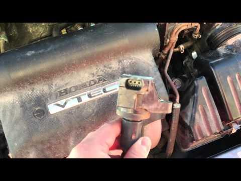 diagnose  repair  misfiring  rough running honda fit youtube
