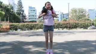 関谷樹愛瑠ちゃんに ウイニングイレブンの曲を踊ってもらいました。 ダ...