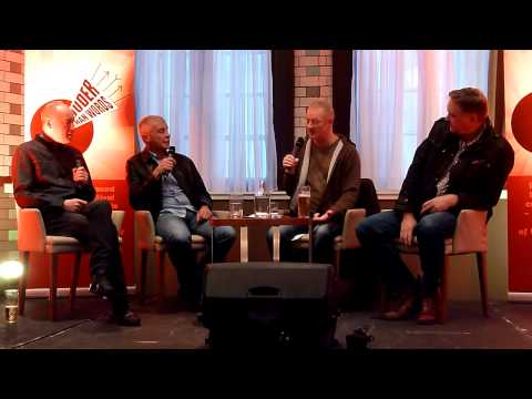 Louder Than Words Festival   The Fall @ Manchester Palace Hotel 17 Nov 13 Part 1