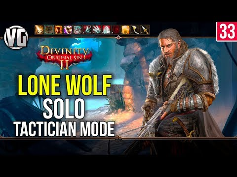 Divinity Original Sin 2: Lone Wolf Walkthrough Part 33 - The Lady Vengeance