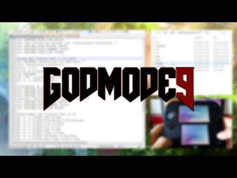 3Ds Godmode 9