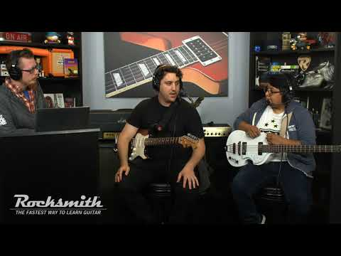 Rocksmith Remastered - Rockin' Covers Song Pack II - Live from Ubisoft Studio SF