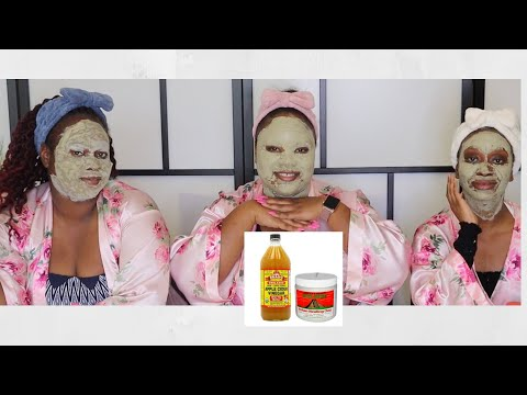 Do you want CLEAR GLOWING SKIN? Aztec Secret Indian Healing Clay Mask with Apple Cider Vinegar