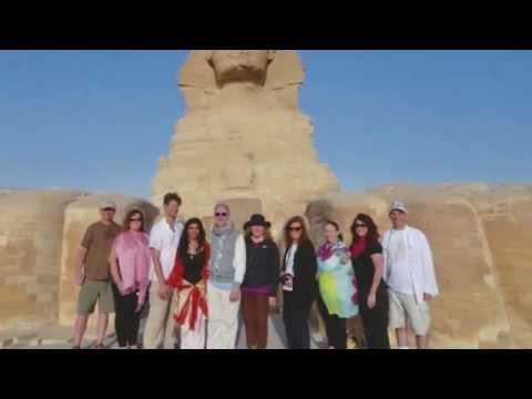 The Great Sphinx Sacred Ceremony | Spiritual Adventure Travel to Egypt