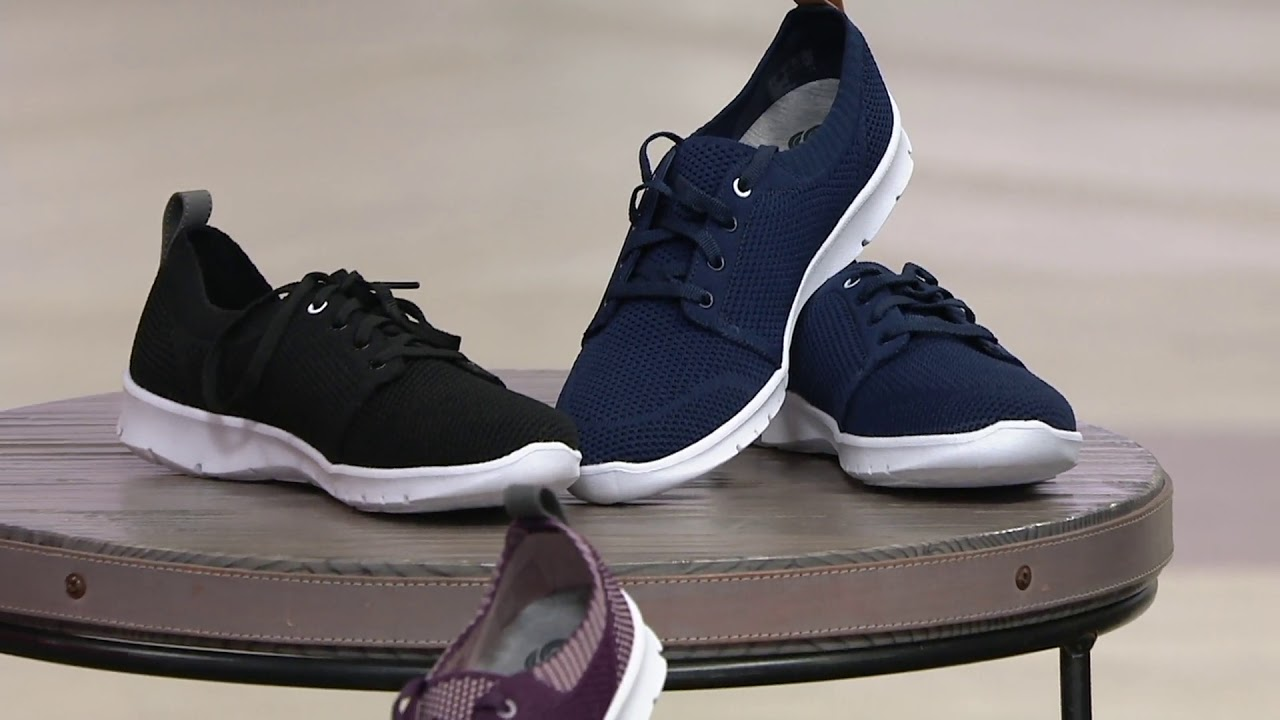 Sneakers - Step Allena Sun on QVC