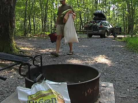 Maryland Campground Makes Roughing It Easy