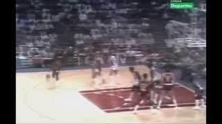 Calvin Murphy (42 points) vs Spurs, 1981 WCSF game7, highlights