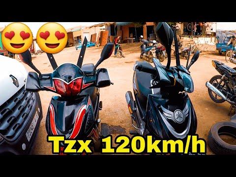 Test Ride : Saniya TZX 110cc