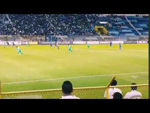 Gol de El Salvador vs Montserrat 16/11/19
