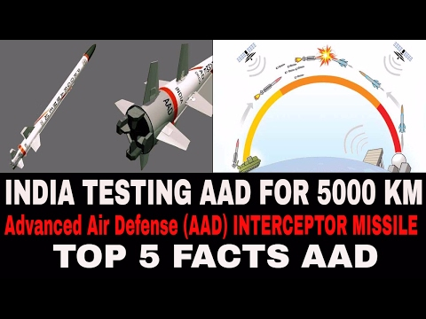 AAD ready for test for 5000 km range (Top 5 FACTS )