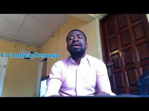 Frère Andrea Musongo - Abba papa de Junior Diabanza