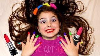 Masha Play Dress Up and Make Up Toys