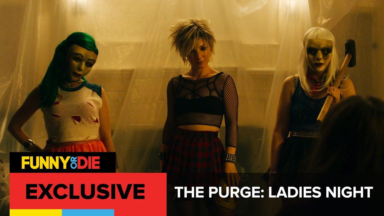 The Purge: Ladies Night