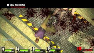 Left 4 Dead 2: GoldenEye - Expert