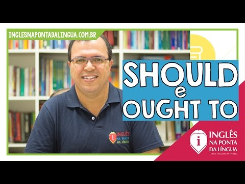 Difference between should and ought to pdf