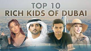 Top 10 richest Kids of Dubai | dubai luxury lifestyle