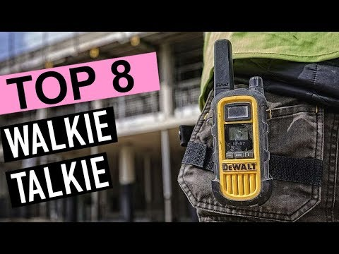 BEST 8: Walkie Talkie