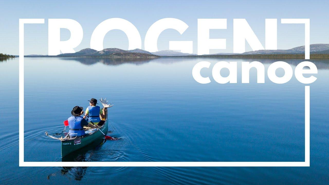Download Rogen canoe - solo paddling