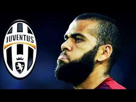 Thank You Dani Alves | Welcome To Juventus | Good Luck