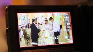 Видеосъёмка свадеб в Омске . Свадьба в Омске