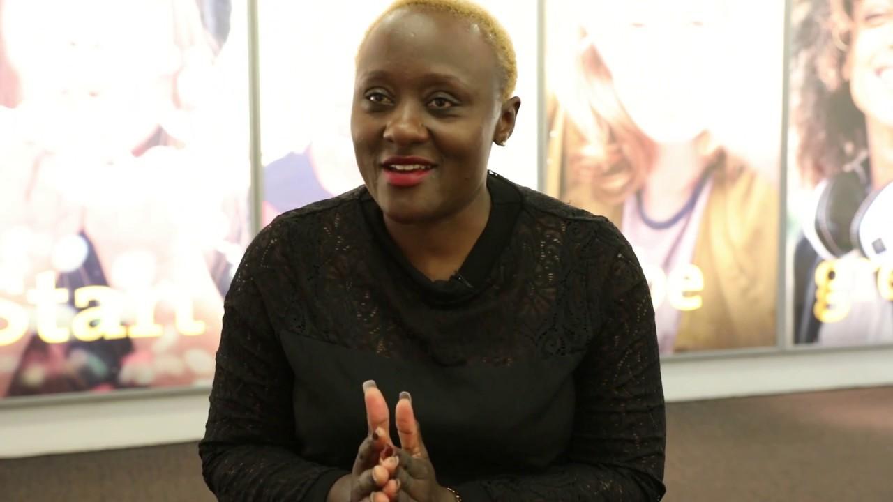 Meet Nelly Kibirige, President at London South Bank Students' Union (LSBSU).
