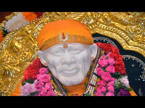 Shree Sadguru Sainath Maharaj Ki Aarti | Shirdi ke Saibaba | Full Song