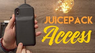 Best iPhone Battery Case? Mophie Juice Pack Access Review