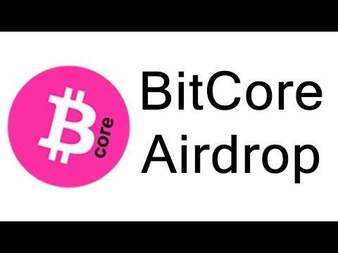 How to claim free Bitcore coins via Wallet Airdrop