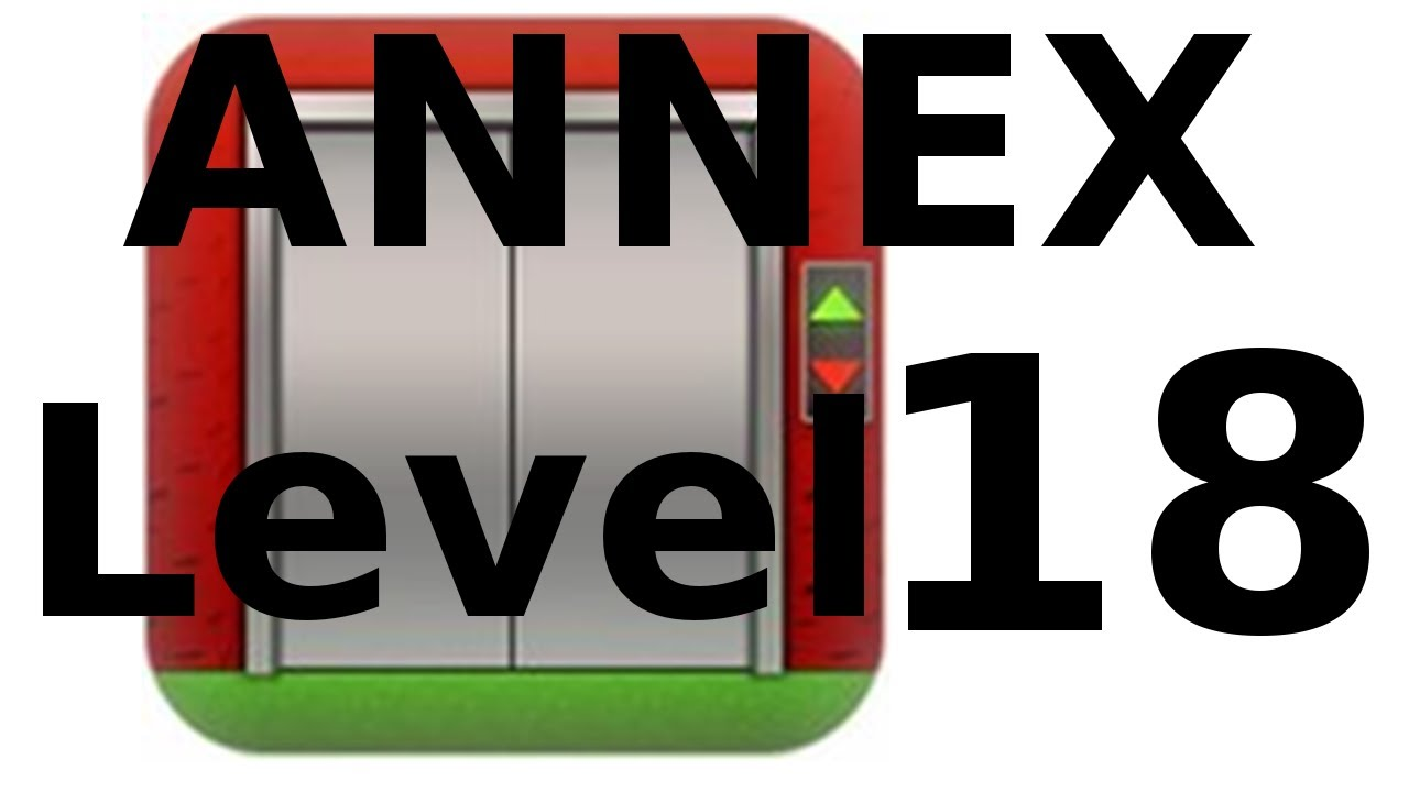 100 Floors Annex Level 18 Walkthrough Youtube