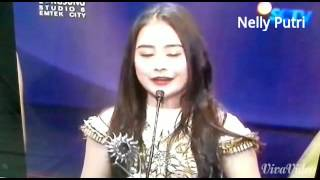 Prilly Latuconsina Aktris Utama Paling Ngetop 2015