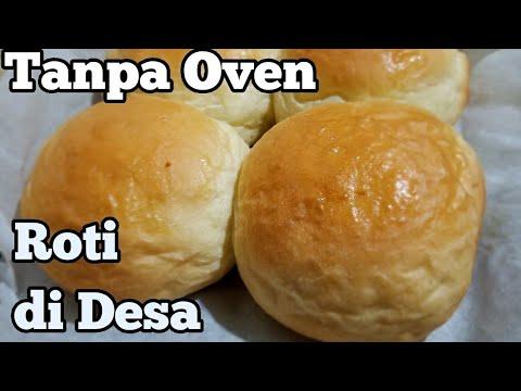 Resep Roti Sobek Panggang Di Kompor Youtube
