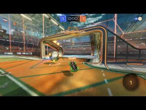 Rocket League - In the limit