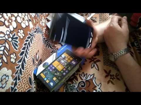 распаковка Nokia Lumia 1520 из КИТАЯ