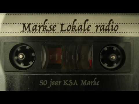 Markse Lokale Radio Kant A - 50 jaar KSA Marke