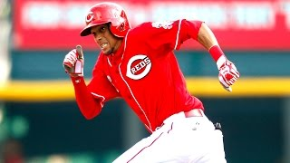 "Billy Hamilton ""Speed Kills"" 2014 Highlights ᴴᴰ"