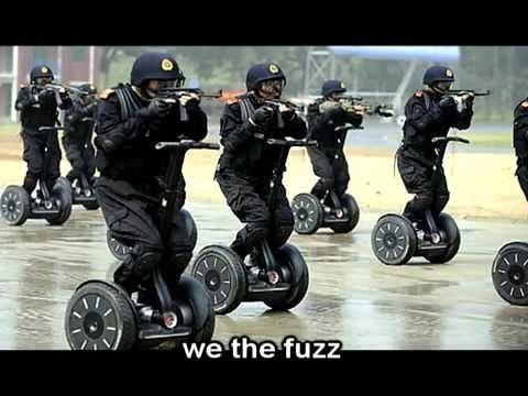 Rucka Rucka Ali - Go Cops