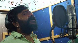 Thusu Mella Beesu Abhaya Hasta | Song Making | Naveenkrishna