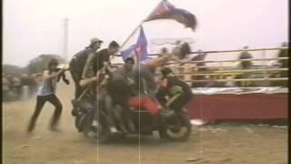 Триумф байкера (прикол на байк шоу 2002)