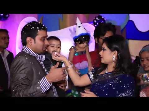 Bangladeshi 1st Birthday Party smurf theme YouTube