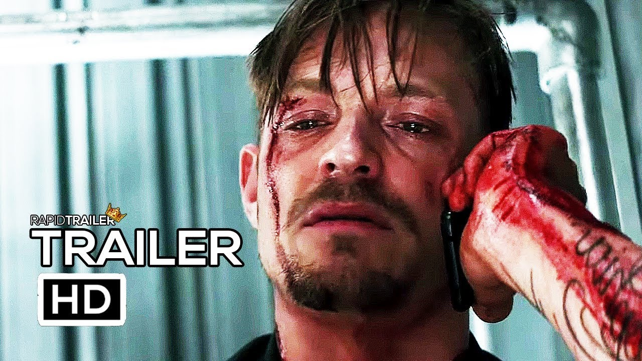 Download THE INFORMER Official Trailer #2 (2019) Joel Kinnaman, Rosamund Pike Movie HD