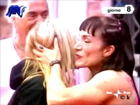 Califano e trainer Karla-in tv 2006-2007