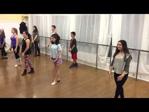Fame Jr - Dance Class