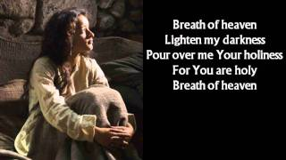 Watch Amy Grant Breath Of Heaven video