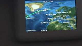 Полёт по рейсу Москва Гавана